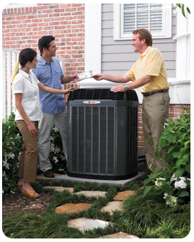 Moss Heating and Air, Inc. - Services